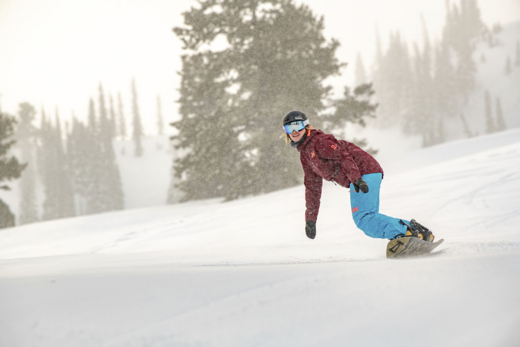 Snowbasin Hosts Women Centric Programming
