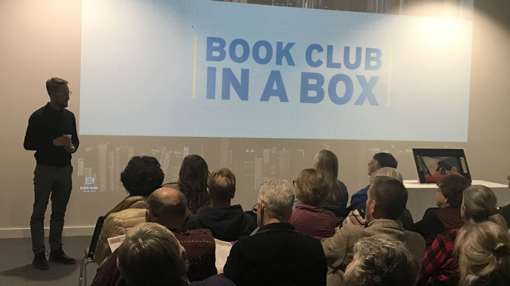 """PBS Utah's """"Book Club in a Box"""" at NEHMA Focuses on Teen Suicide with Book """"Dear Evan Hansen"""""""