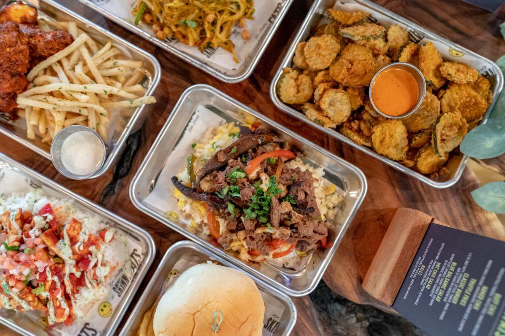 HallPass food