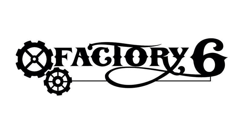 Factory 6 logo