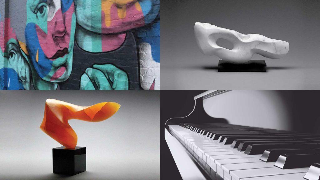 USU Presents Art + Piano + Sculpture: A Celebration of Women Composers Past & Present