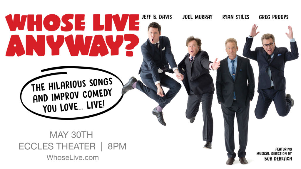 Whose Live Anyway? (Live At The Eccles)