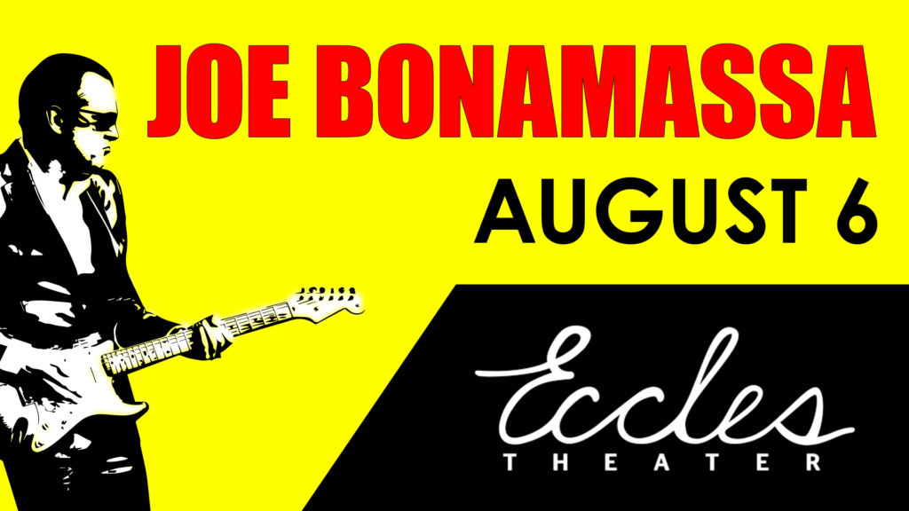 Joe Bonamassa live in Salt Lake City (Live At The Eccles)
