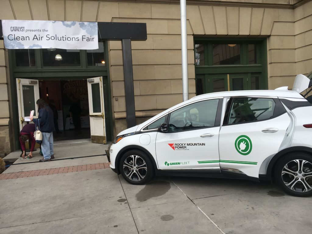 Clean Air Solutions Festival at The Gateway (The Gateway)