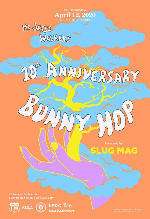 The 10th Annual Bunny Hop Presented by SLUG Mag