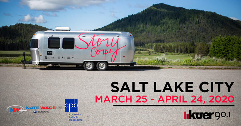 Storycorps to Visit Salt Lake City