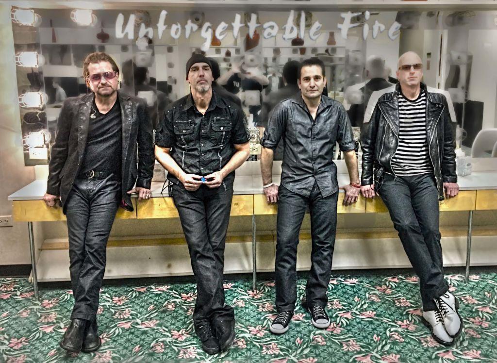 Unforgettable Fire: U2 Tribute Band — Saturday March 21