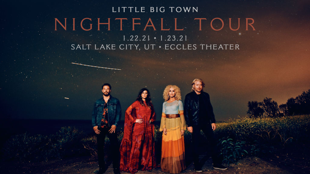 Little Big Town in SLC