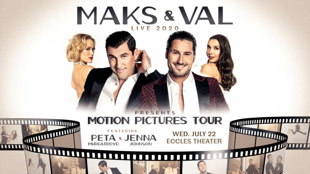Maks & Val Live Featuring Peta & Jenna