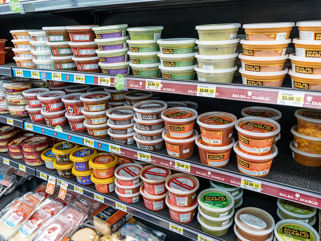 Salsa at The Store