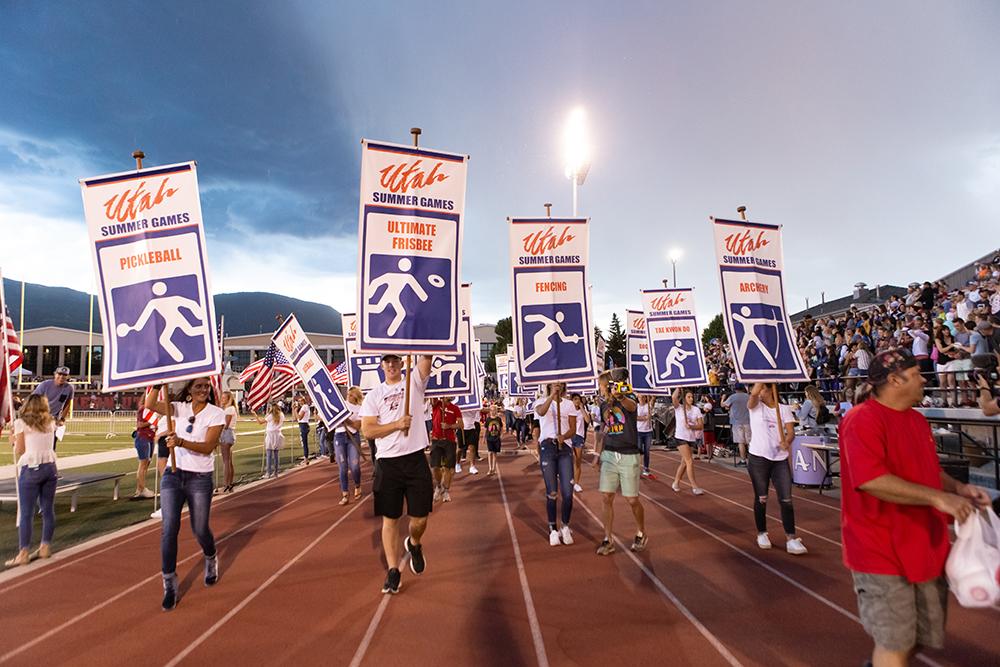 2020 Larry H. Miller Utah Summer Games Canceled