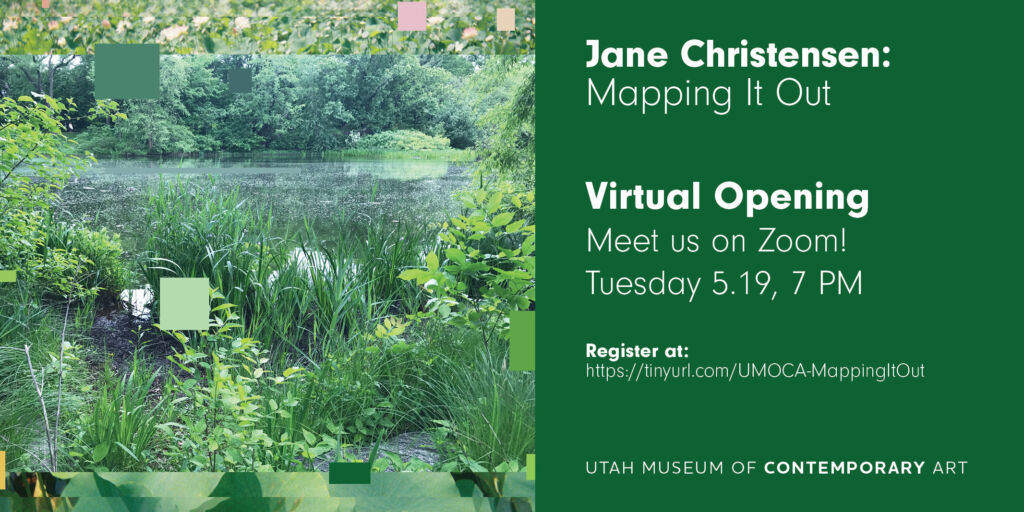 Virtual Exhibition Opening at UMOCA