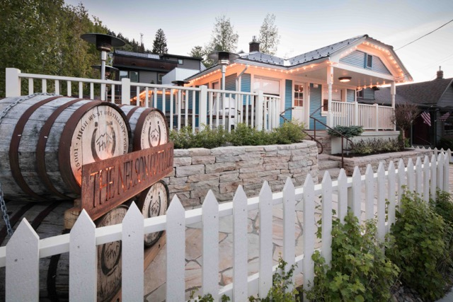 The Nelson Cottage by High West Offers Summer Dining