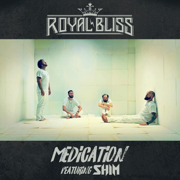 "SLC-based Rock Group ROYAL BLISS Reveal Music Video for ""Medication"" Feat. SHIM; To play Virtual Show ""Live at Pale Horse Sound"" tonight"
