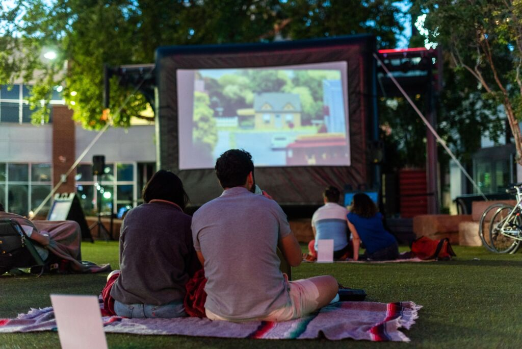 The Gateway Presents a Month-Long, Spooky Celebration with Free, Outdoor Halloween Movies