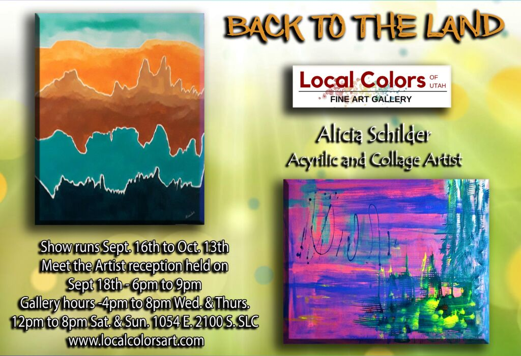 Featured Artists at Local Colors