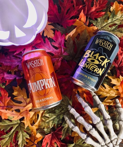 Wasatch Brewery Re-Launches Seasonal Favorites: Pumpkin Ale and Black O' Lantern Stout