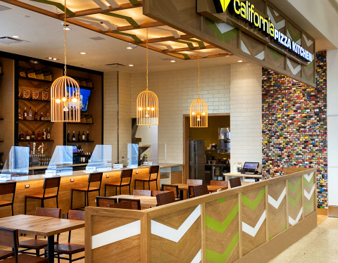 California Pizza Kitchen Opens at the All-New Salt Lake City International Airport - The First Major Airport Hub Replacement of the 21st Century