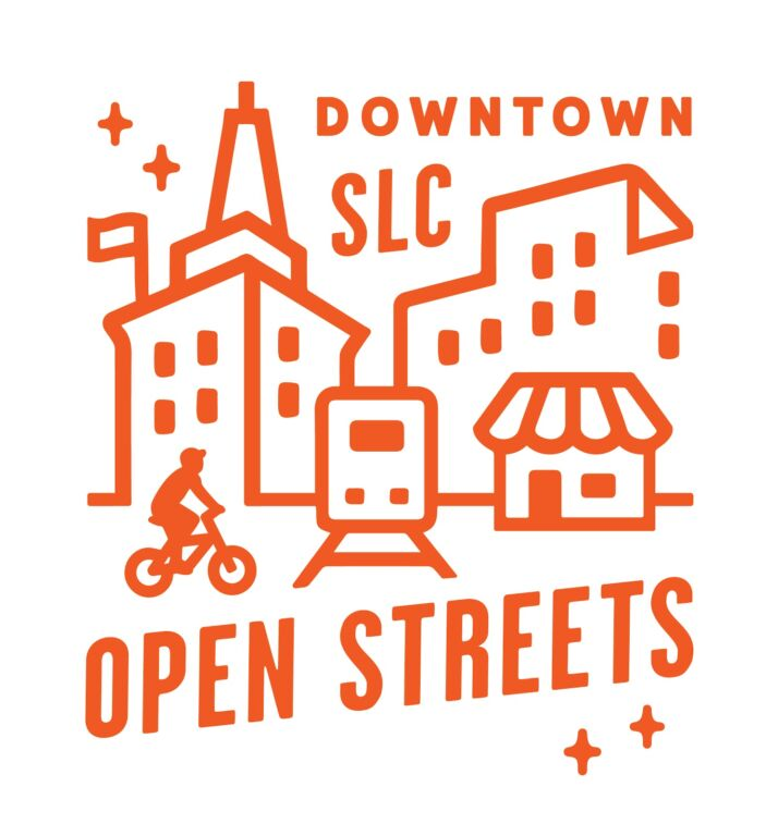 Downtown SLC Streets are Being Programmed with Expanded Outdoor Dining, Performances and Art Activations