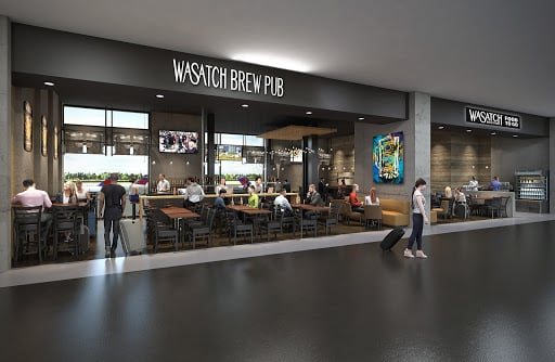 Wasatch Brewery To Expand Into New Salt Lake City Airport