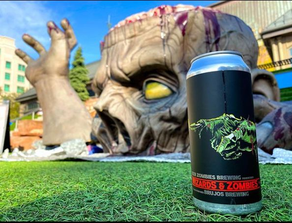 New BEER ZOMBIES Brews Exclusively @ HallPass (The Gateway)