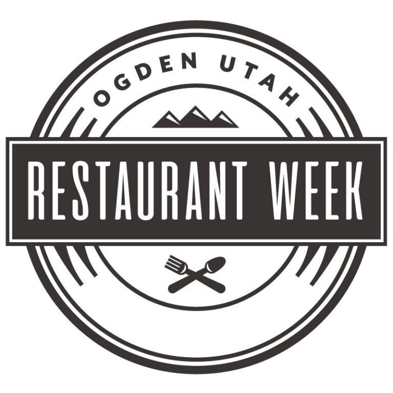 Ogden Restaurant Week Press Release