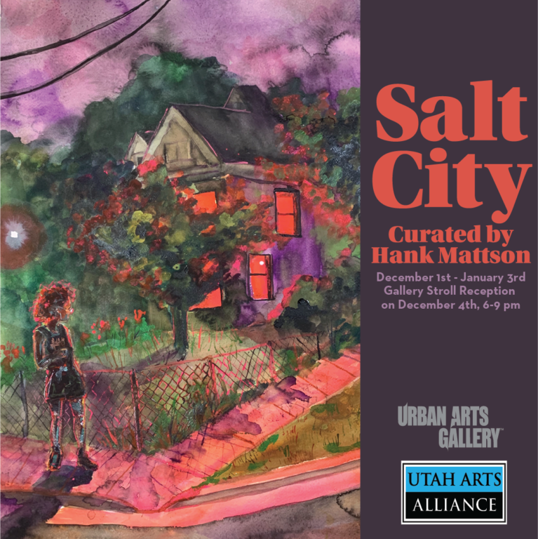 "December at Urban Arts Gallery: ""Salt City"""
