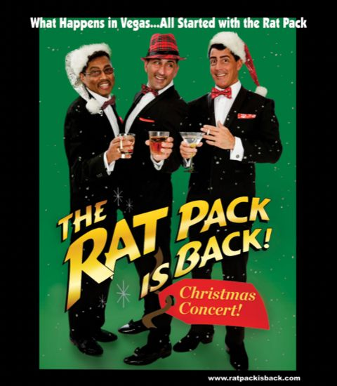 The Rat Pack is Back! at Tuacahn