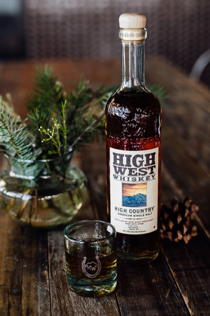 High West Toasts 'National Repeal Day' With High Country American Single Malt Whiskey