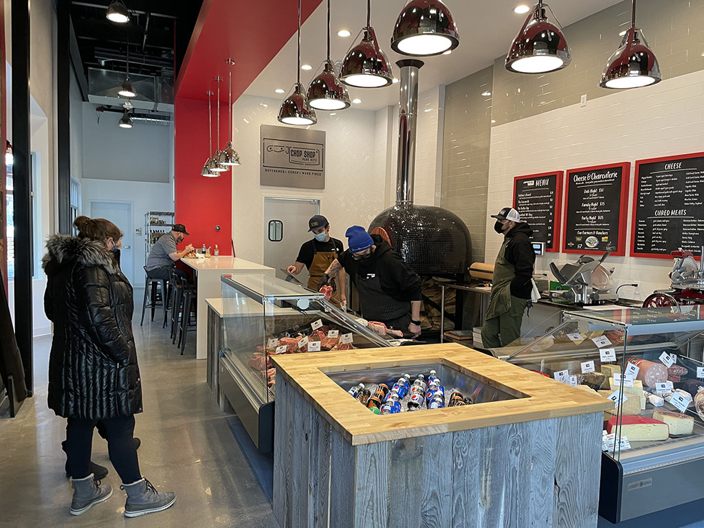 Chop Shop Park City Opening at Kimball Junction Today