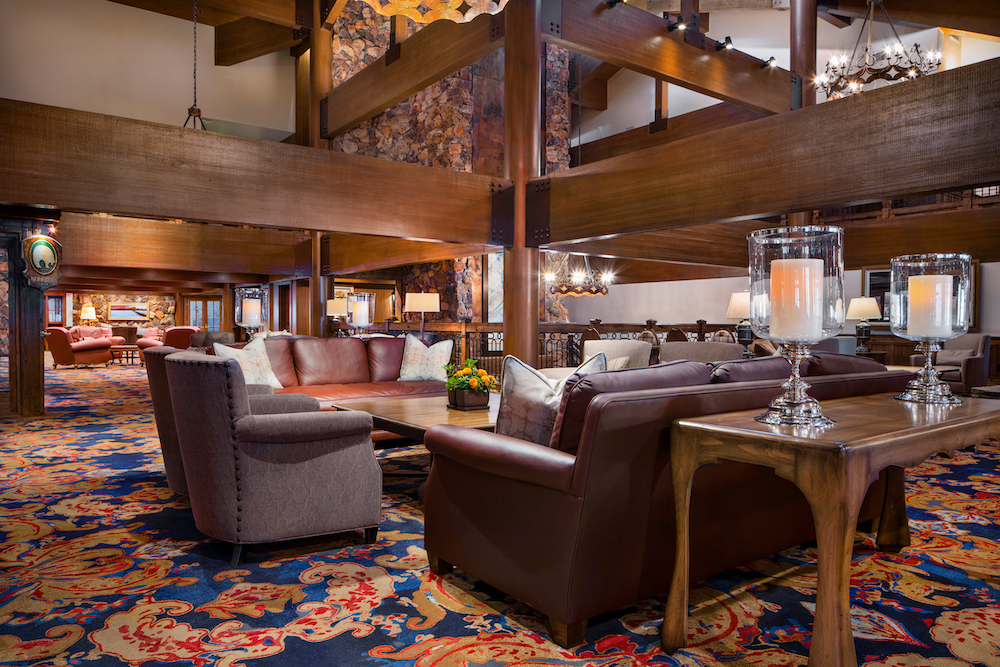 Stein Eriksen Lodge Welcomes Guests to Experience Refreshed Mountain Lodge