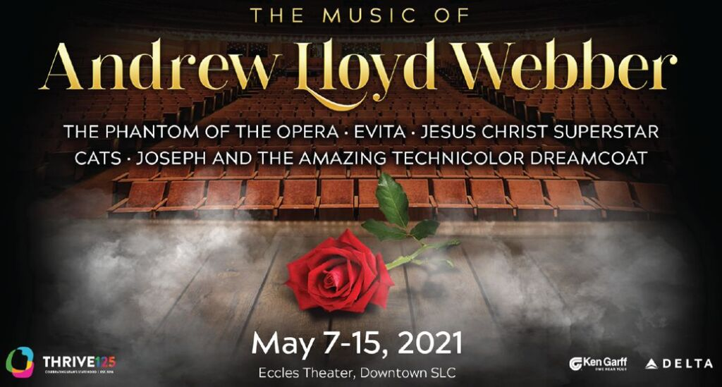 The Music of Andrew Llyod Webber LIVE