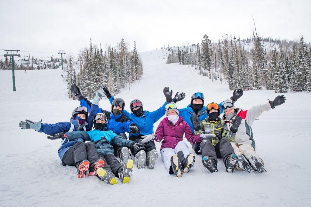 Ski Safe in Utah This Spring