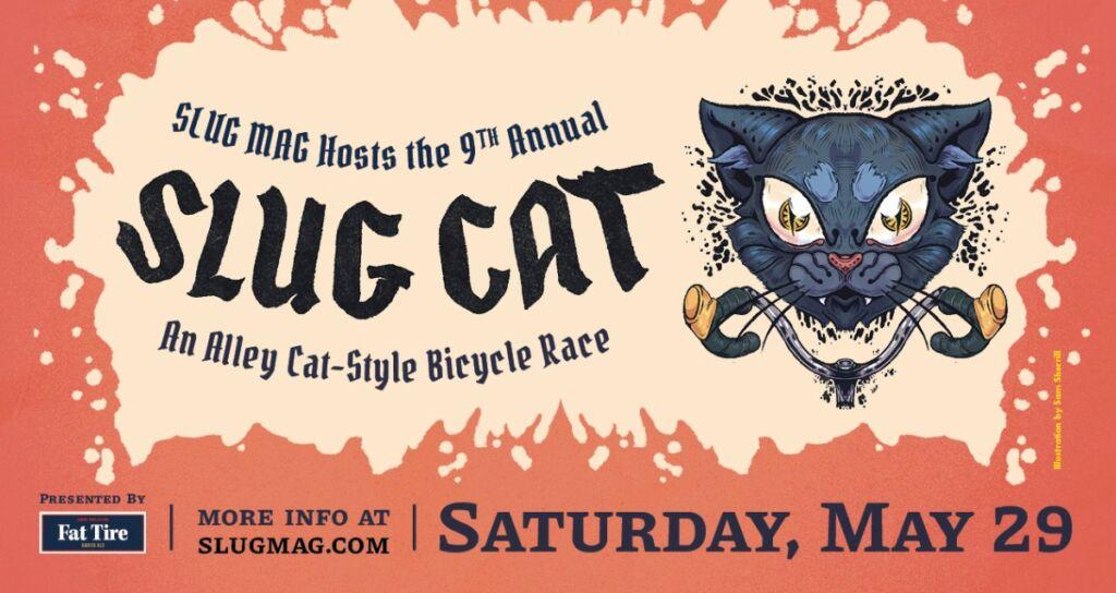 The 9th Annual SLUG Cat Presented By Fat Tire!