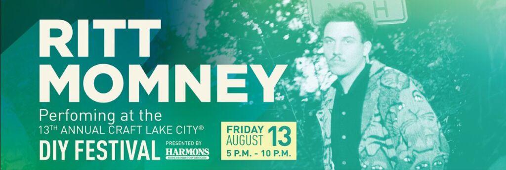 Craft Lake City Announces Ritt Momney Headliner