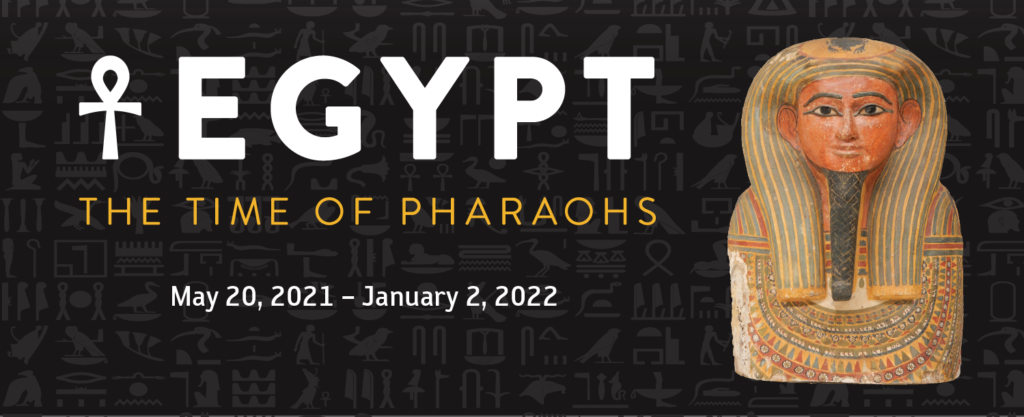 Egypt: The Time of Pharaohs Opens at NHMU