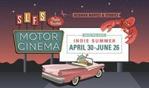 Salt Lake Film Society announces Indie Summer at the SLFS Studio Backlot Motor Cinema