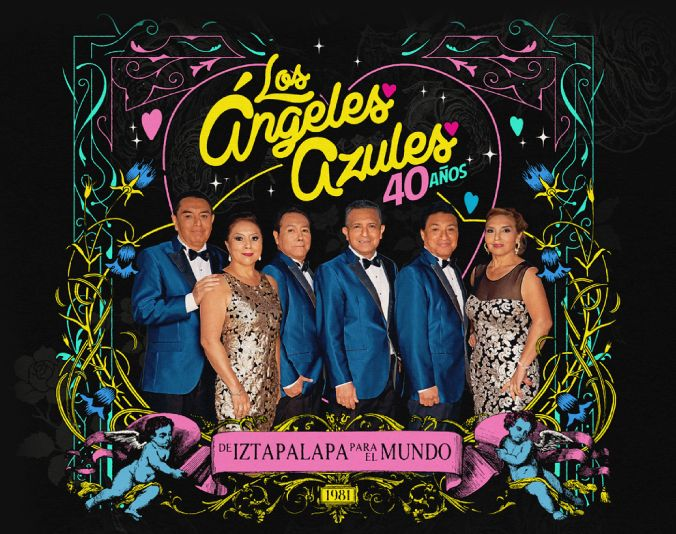 Los Angeles Azules live in SLC