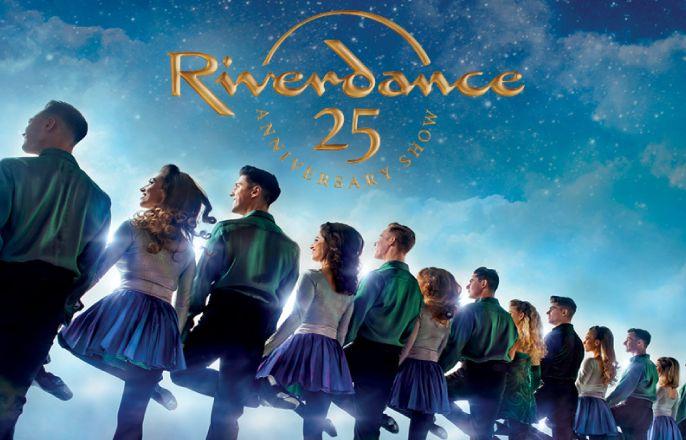 Riverdance comes to Salt Lake City