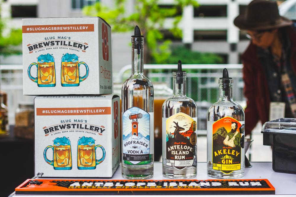 Brewstillery is back this Saturday!