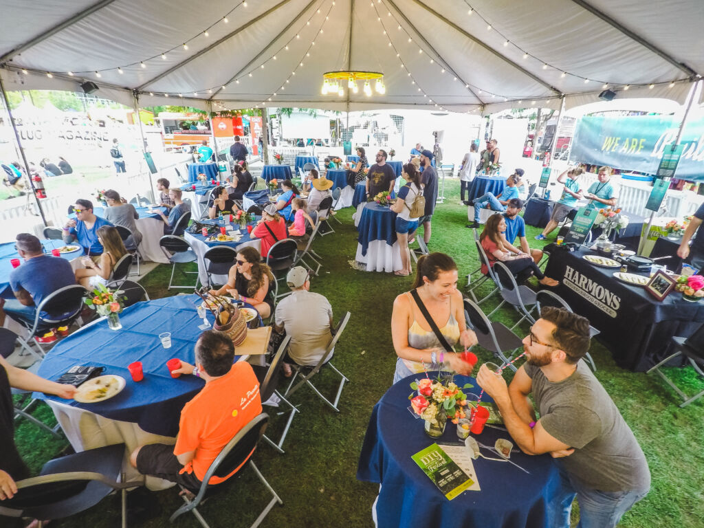 Experience the Harmons VIP Lounge at the 13th Annual Craft Lake City DIY Festival