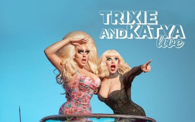 Trixie and Katya Live in SLC