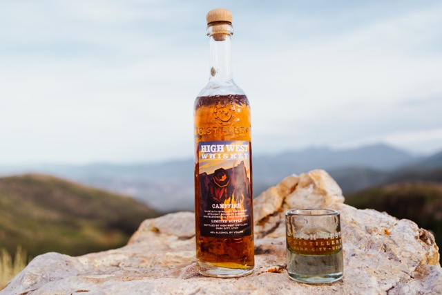 High West Debuts Flame-Free Release of Campfire Whiskey