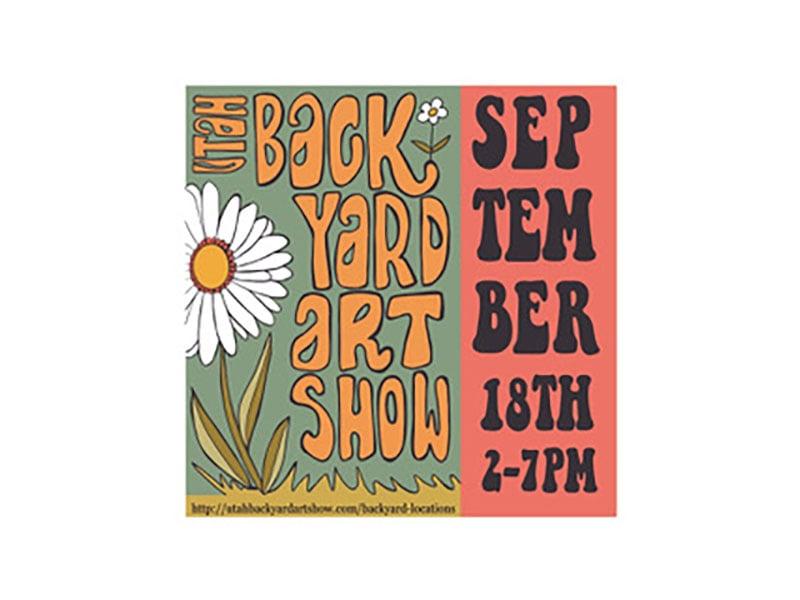 Utah Backyard Art Show