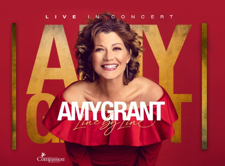 Amy Grant live in SLC