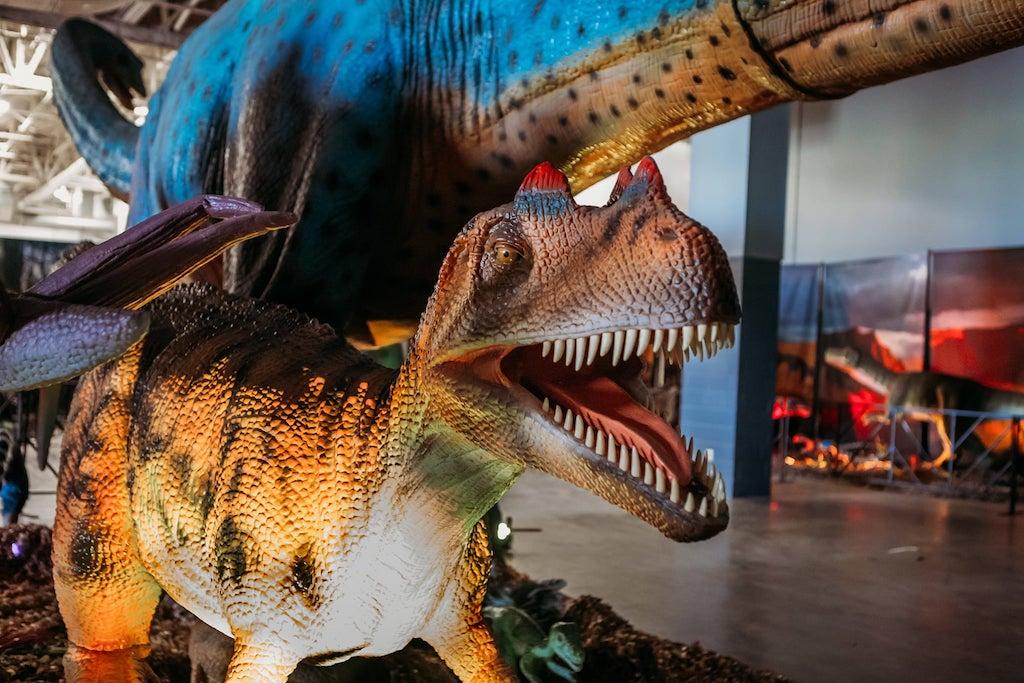Jurassic Quest returns to Salt Lake City this Fall