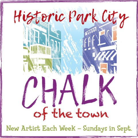 Historic Park City Alliance Introduces Chalk of the Town Each Sunday in September