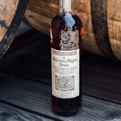 High West Releases a Midwinter Night's Dram Act 9