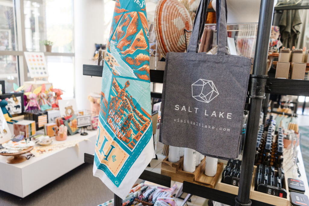 VSL and Salt and Honey open new Visitor Center in the Salt Palace