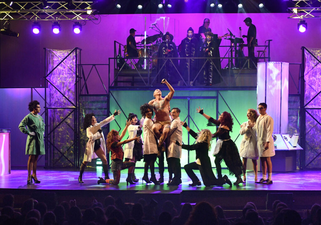The Grand Theatre is back, starting with The Rocky Horror Show